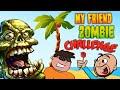 MY FRIEND ZOMBIE CHALLENGE ★ Call of Duty Zombies Mod