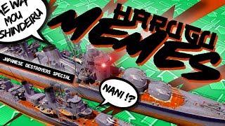 HARUGUMEMES   World Of Warships   Random Acts Of Ownage #13
