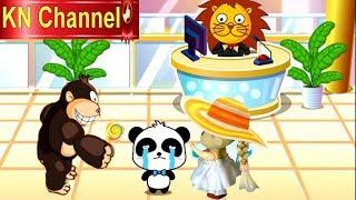 Trò chơi KN Channel TỔNG HỢP KỸ NĂNG SỐNG CHO BÉ TRONG THÀNH THỊ | GIÁO DỤC MẦM NON KHÔNG BỊ BẮT CÓC