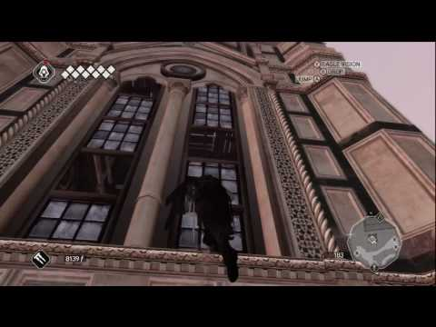 Assassin's Creed II - Jump from Giotto's Campanile Building - High Dive Achievement