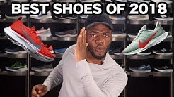 TOP 10 SHOES OF 2018 (END OF THE YEAR BEST RUNNING SHOES)