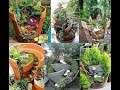 Top 20 Stunning Low-Budget DIY Garden Pots and Containers