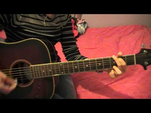 Kodaline - All I Want - Guitar Cover