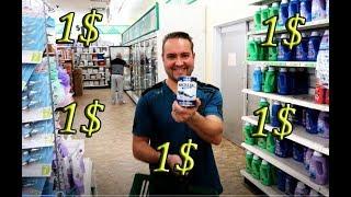 США Магазин ВСЁ ЗА ДОЛЛАР! Хозяйственные товары (62)