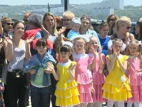 Первомайский район Владивостока отметил 80-летний юбилей