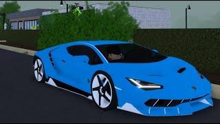 Lamborghini Centenario l Roblox UD