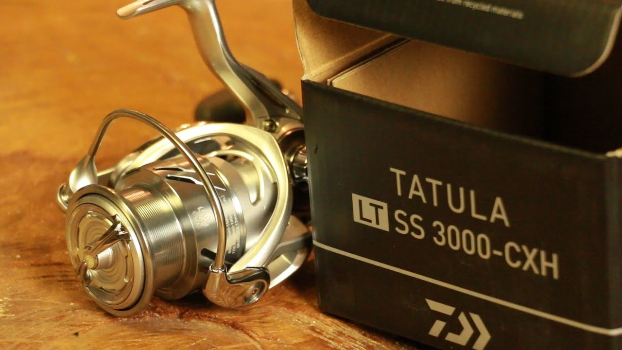 0ce8b869ef8 Limited Edition Daiwa Tatula LT SS 3000. Phantom Fishing