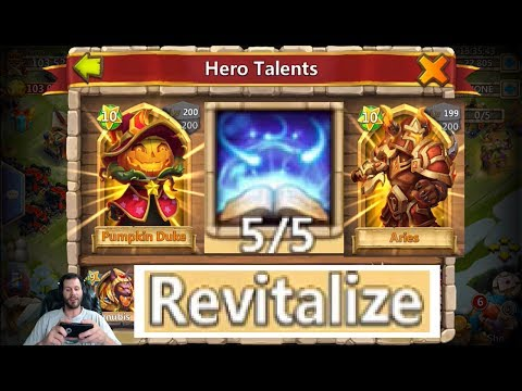 JT's F2P Where Does My First 5/5 Revitalize Go HEAR ME OUT! Castle Clash