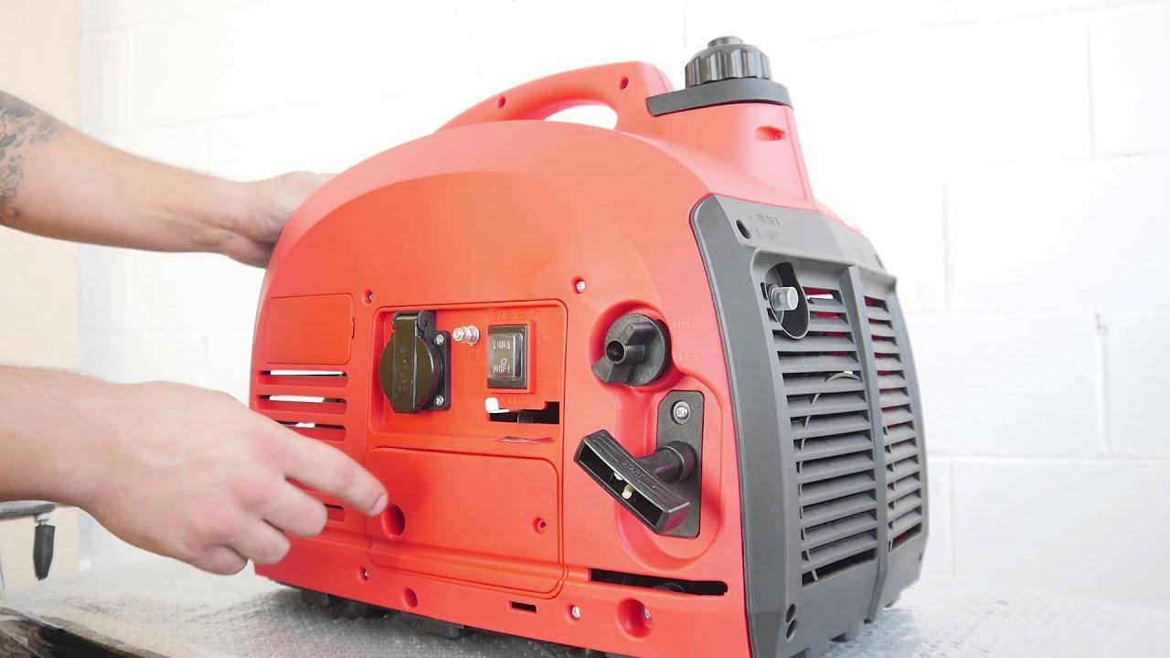 Comprar Generador Inverter Kaiser 1800 Antes De