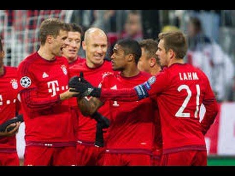 Fc Bayern Vs Juventus Turin