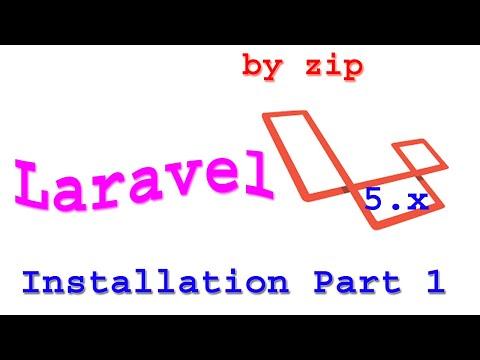 laravel 5 6 install - Myhiton