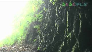 神鍋高原のジオスポット(兵庫県・豊岡市)