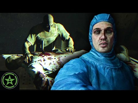 Let's Watch - Outlast - Whistleblower DLC (Part 1)