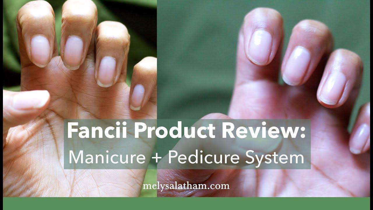 Fancii Manicure + Pedicure System - YouTube