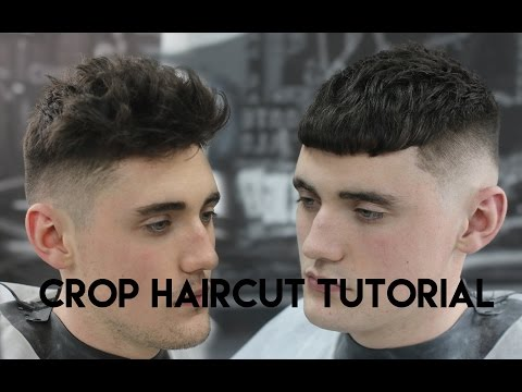 Haircut Turorial  || CROP || Kieron The Barber