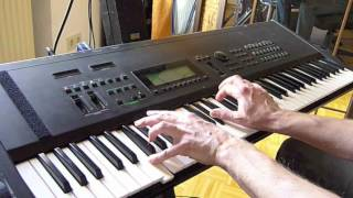 so amazing, luther vandross, electric piano cover