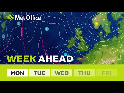 Week ahead - Mild and rainy for many this week but will the snow return?