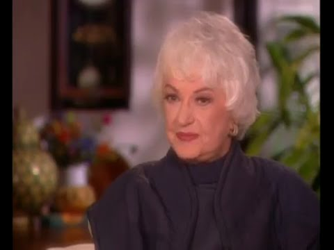 Bea Arthur 2002 Intimate Portrait HD