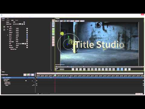 BCC Fundamentals: 017 - Title Studio - Intro to 3D Objects Part 1 thumbnail