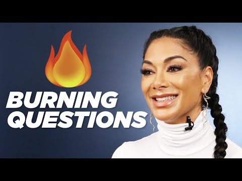 """Your """"Masked Singer"""" Questions Answered By Nicole Scherzinger"""