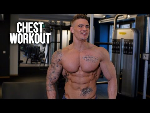 Ross Dickerson's ROSSCUT - Chest Workout Day 2