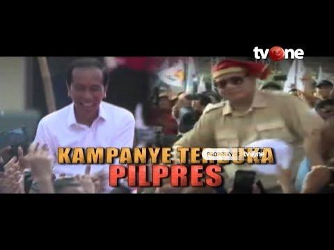 Adu Strategi Di Kampanye Terbuka Pilpres 2019, Mampukah Jokowi & Prabowo Tarik Pemilih Baru?