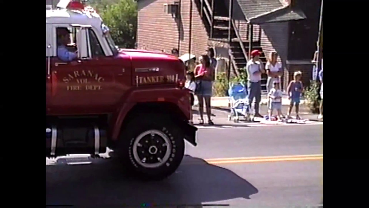 Mooers Labor Day Parade  9-4-95