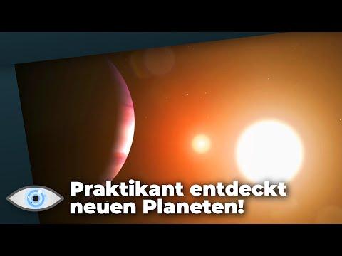"Wie Star Wars-Planet ""Tatooine"" - NASA Praktikant entdeckt neuen Planeten TOI 1338 b"