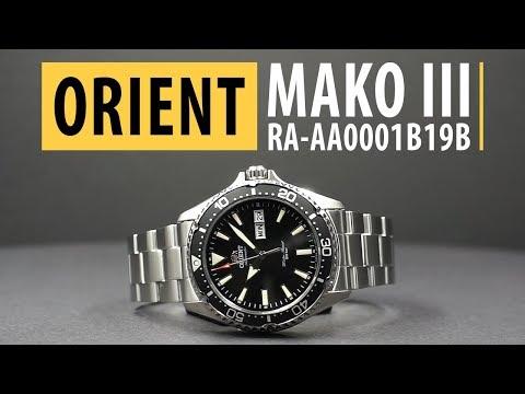 Orient Mako III férfi karóra RA AA0001B19B