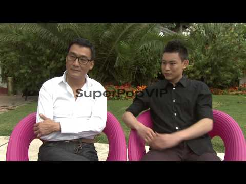 INTERIVEW:  Tony Leung Ka Fai and Yuan Xiaochao on the mo...