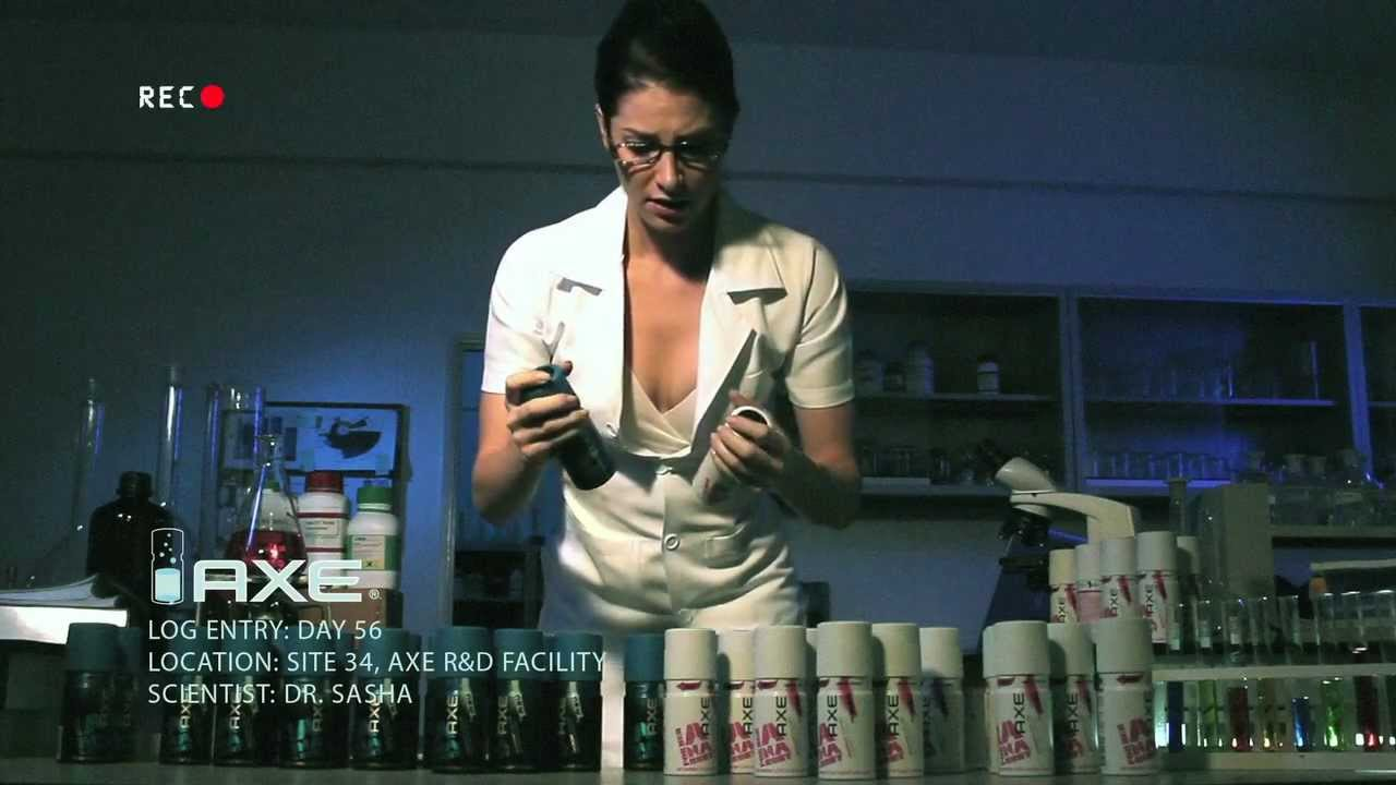 axe advertisement analysis The axe effect by paloma aleman axe body spray is known for its overly sexual ads that center on the objectification of women and the insistence that their products somehow build confidence in straight men media and gender discrimination one of the example i took was from axe ad.