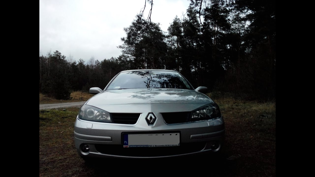 Renault Laguna Ii Phase Ii 2 0 16v Cold Start