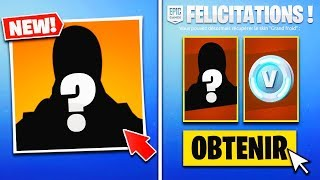 "THE SKIN CACHÉ ""GRAND FROID"" FREE finally REVEALED on FORTNITE Battle Royale! 😱 (SECRET SKIN)"
