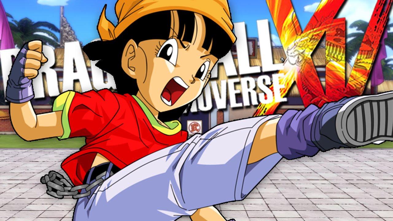 Dragon Ball: Xenoverse 2- Pan vs. Broly - YouTube