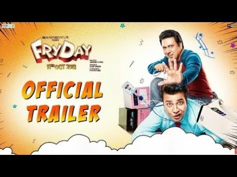 FRIDAY __ Phone ringtone __ Friday .Song teaser __ Govinda __ Varun Sharma __ Ringtone 2018