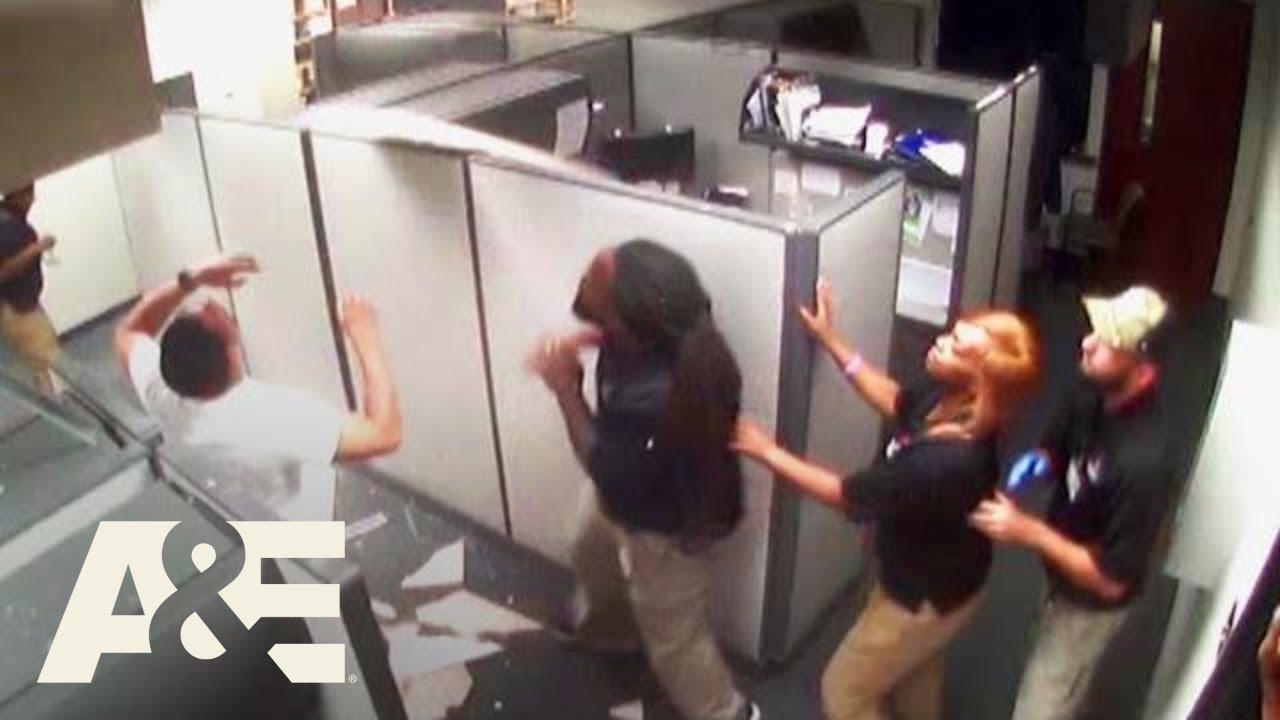 Court Cam: Teens Escape Caught on Camera (Season 2) | A&E