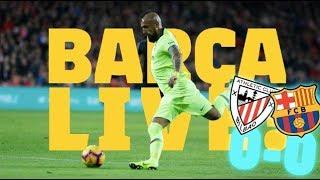 ⚽#AthleticBarça (0-0) | BARÇA LIVE | Warm up & Match Center🔥