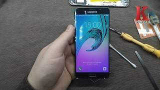 мобильный телефон Samsung Galaxy A5 ремонт
