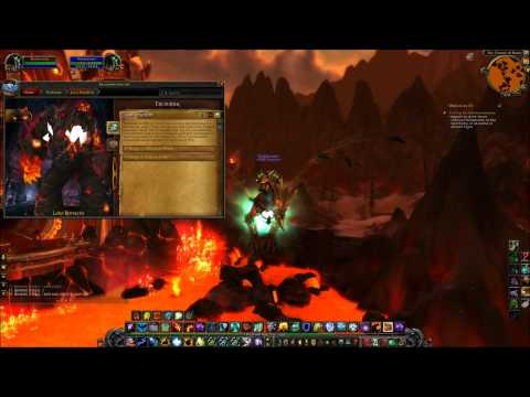 Cataclysm - Encounter Journal : New Patch 4.2 feature