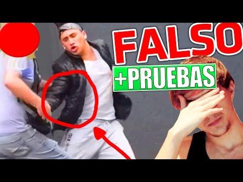 Las MENTIRAS del YouTuber FALSO que fue apuñalado (+PRUEBAS) Yao Cabrera