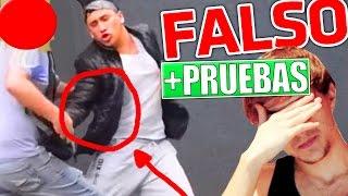 Las MENTIRAS del YouTuber FALSO que fue