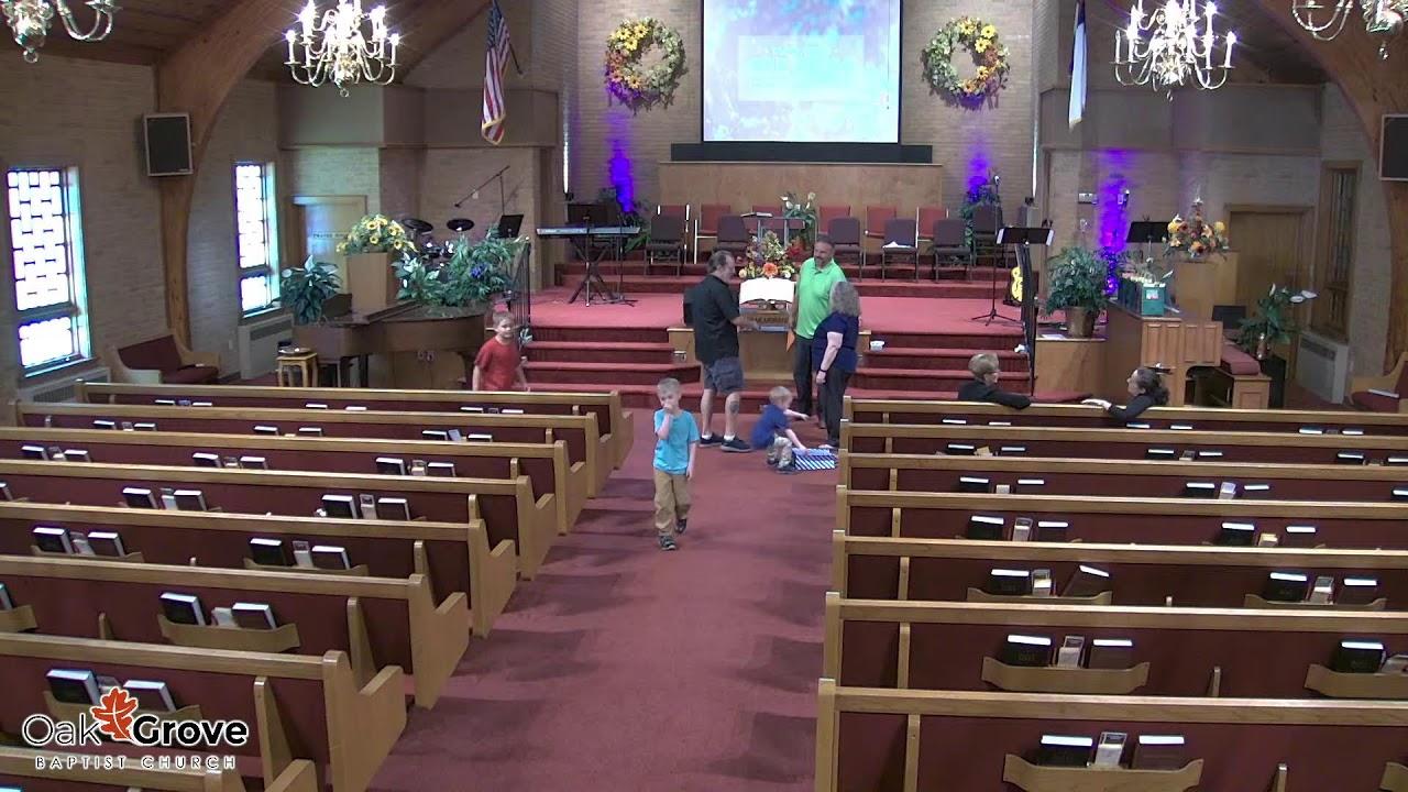 Sunday Morning Worship at OGBC (September 19, 2021)