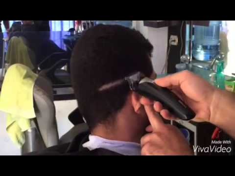Erkek saç kesim
