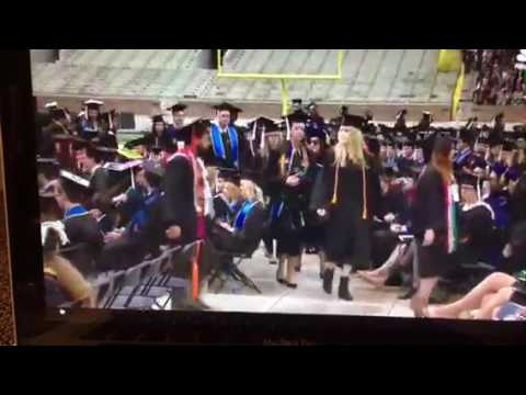 Notre Dame Students Walk Out Of VP Mike Pence's Speech
