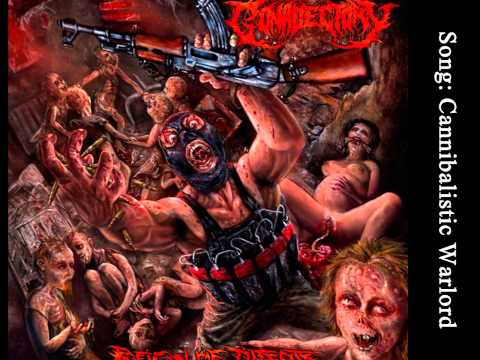Gonadectomy - Cannibalistic Warlord (New May 2015)