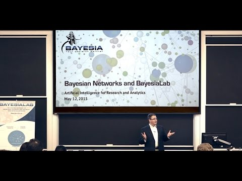 BayesiaLab Workshop: Artificial Intelligence for Research, Analytics, and Reasoning