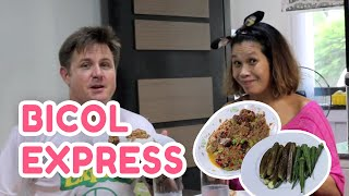 It's BICOL EXPRESS time!! w/ Pokwang, Lee O'Brian, and Baby Malia!!
