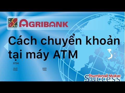 Dùng Thẻ ATM Chuyển Tiền | Chi Tiết | Học Sinh 5 Tuổi Cũng Biết Làm @@