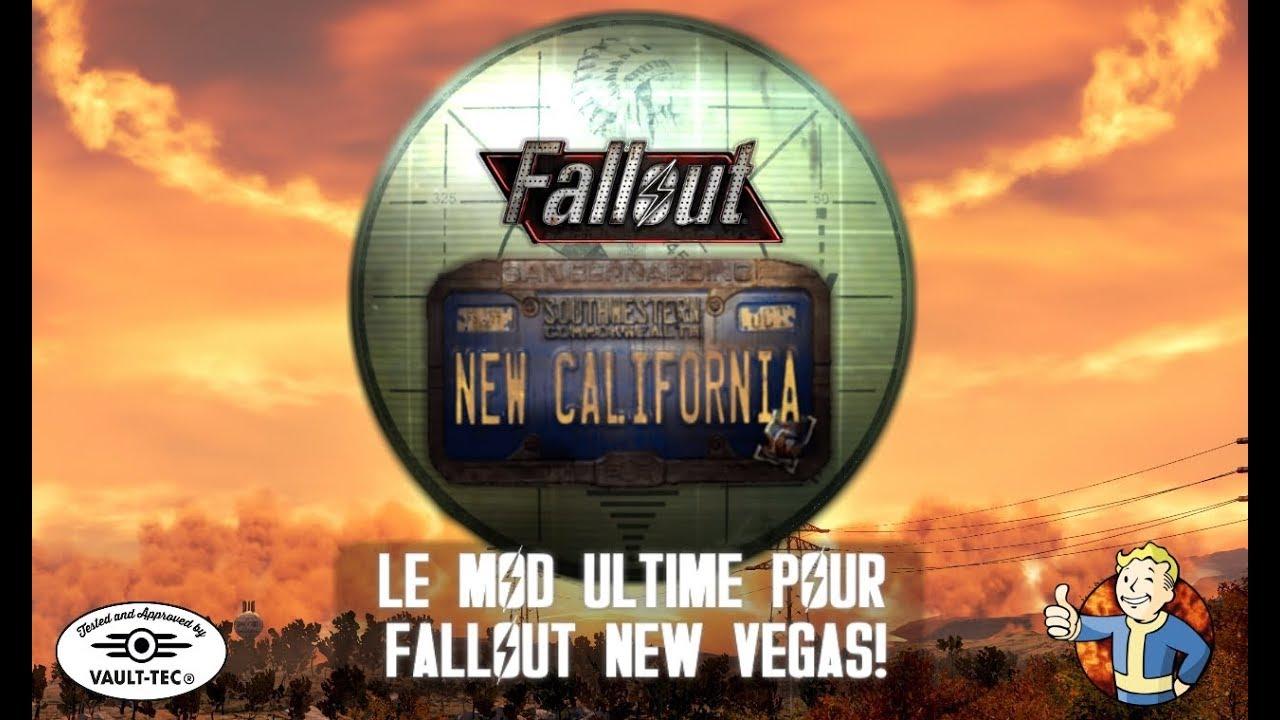 California Fonts New Vegas