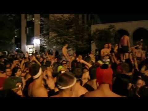 Relive the Experience: Northeastern University Underwear Run 2013